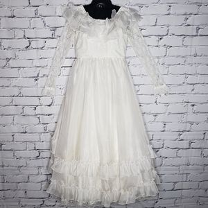 Vintage Gowns By Andrea Wedding Dress